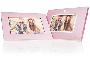 Čokoláda s fotografií v rámečku